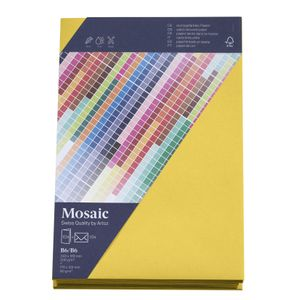 MOSAIC Creative B6 Kuverts und Karten je 10 Stück gelb