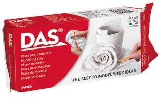 DAS Modelliermasse lufthärtend 1 kg weiß