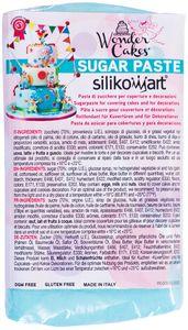 SILIKOMART Rollfondant 300 g himmelblau