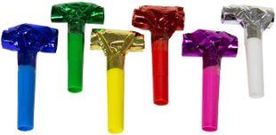 FOLAT Luftrüssel 6 Stück mehrere Farben