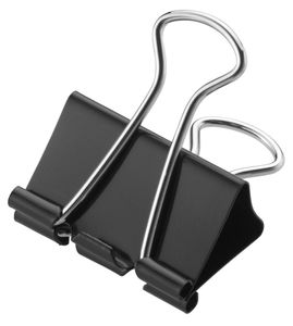 ACME Foldback-Klammer 32 mm schwarz