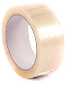 Klebeband 38 mm x 66 m transparent