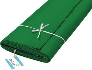 """HOTEX Jerseystoff """"Uni"""" 150 cm grün"""