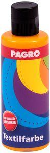PAGRO Textilfarbe 80 ml mittelgelb