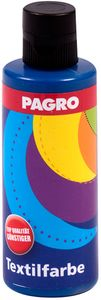 PAGRO Textilfarbe 80 ml mittelblau
