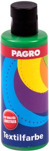 PAGRO Textilfarbe 80 ml hellgrün