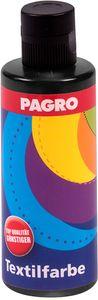 PAGRO Textilfarbe 80 ml schwarz