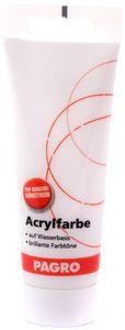 PAGRO Acryl-Farbe 100 ml weiß