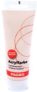 PAGRO Acryl-Farbe 100 ml hautfarbe