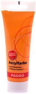 PAGRO Acryl-Farbe 100 ml orange