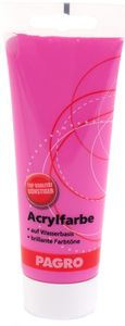 PAGRO Acryl-Farbe 100 ml magenta