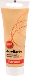 PAGRO Acryl-Farbe 100 ml gold