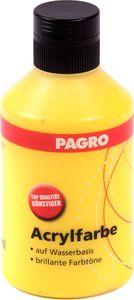 PAGRO Acryl-Farbe 250 ml gelb