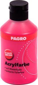 PAGRO Acryl-Farbe 250 ml karminrot