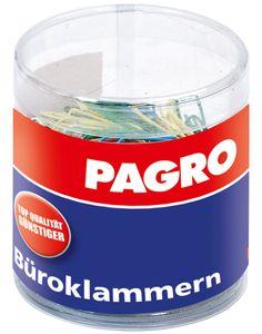 PAGRO Büroklammern 300 Stück