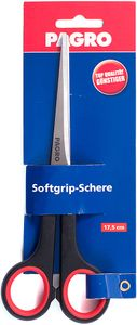 PAGRO Softgrip-Schere 17,5 cm