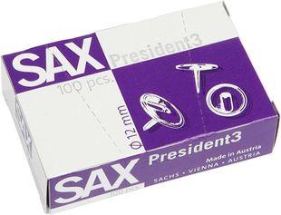"SAX Reißnägel ""President"" 12 mm 100 Stück"