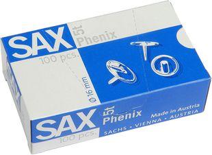 "SAX Reißnägel ""Phenix"" 16 mm 100 Stück"