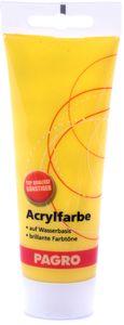 PAGRO Acryl-Farbe 100 ml neon gelb