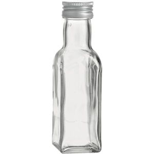 """Glasflasche """"Maraska"""" mit Schraubverschluss 100 ml"""