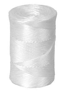 PP-Bindfaden 500g 400m weiß