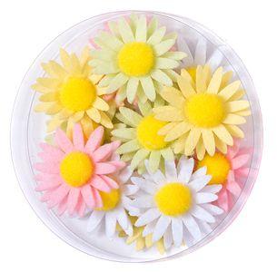 """Streudeko """"Blumen"""" 12 Stück mehrere Farben"""